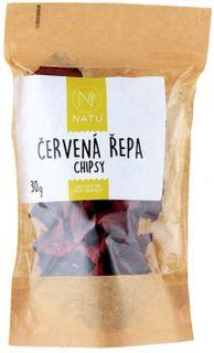 Natu Červená repa chipsy