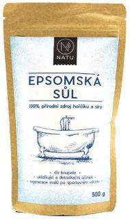 Natu Epsomská soľ