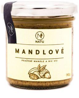 Natu Maslo Mandľové pražené