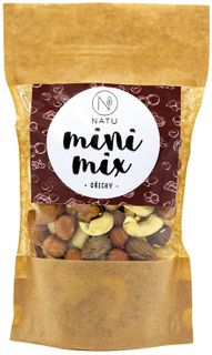 Natu Mini Mix ořechy 80 g
