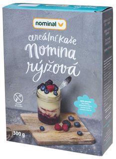 Nominal Cereálna kaša Nomina ryžová