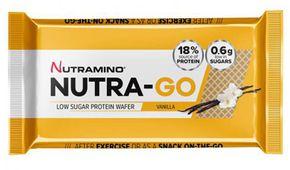 Nutramino Nutra-Go Protein Wafer vanilka 39 g