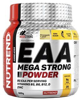 Nutrend EAA Mega Strong Powder ananás/hruška 300 g