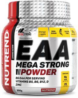 Nutrend EAA Mega Strong Powder pomaranč/jablko 300 g