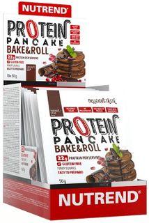 Nutrend Protein Pancake čokoláda/kakao 10 x 50 g
