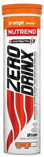 Nutrend ZeroDrinX pomaranč 1 balení (18 tablet)