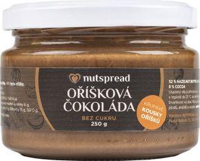 Nutspread Oriešková čokoláda
