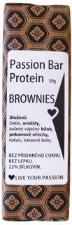Passion Bar Protein Bar brownies 50 g