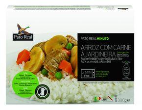 Pato Real Ryža s hovädzím mäsom
