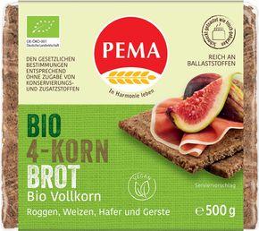 PEMA Viaczrnný chlieb BIO