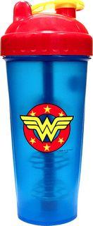 PerformaBrand Shaker Hero Series DC Comics Wonder woman (modrá) 600 ml