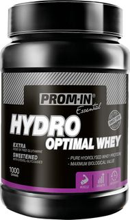 Prom-IN Hydro Optimal Whey čokoláda 1000 g