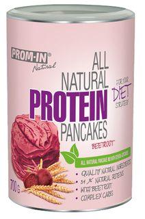 Prom-IN Proteínové palacinky červená řepa 700 g
