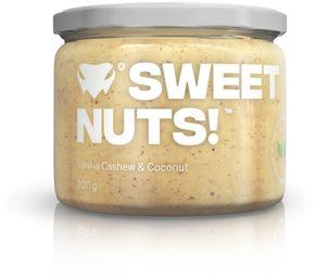 R3ptile Sweet Nuts! vanilka kešu/kokos 300 g