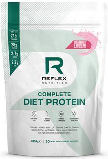 Reflex Nutrition Complete Diet Protein jahoda/malina 600 g