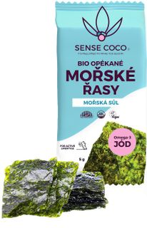Sense Coco Opekané morské riasy BIO