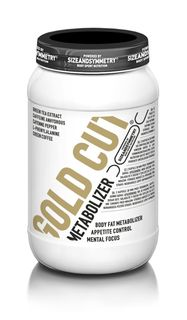 SizeAndSymmetry Nutrition Gold Cut
