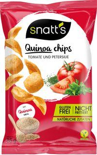 Snatt's Quinoa Chips
