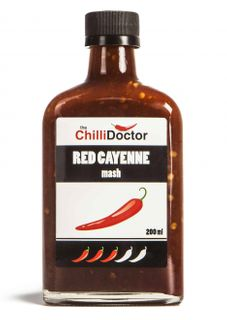 The ChilliDoctor Red Cayenne Mash