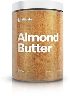 Vilgain Almond Butter