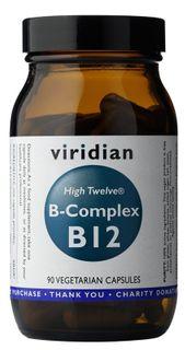 Viridian B-Complex B12 High Twelve