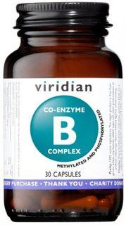Viridian Co-enzyme B Complex