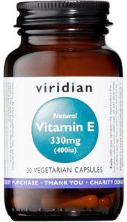 Viridian Vitamín E 330mg