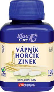 VitaHarmony Blue Care Vápnik + horčík + zinok
