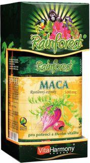VitaHarmony Rainforest Maca 500mg