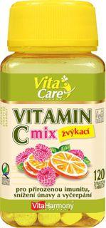 VitaHarmony Vitamín C MIX