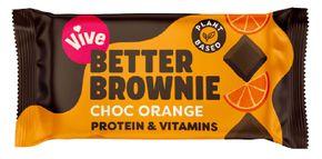 Vive Better Brownies čokoláda/pomeranč 35 g