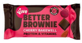Vive Better Brownies třešeň 35 g