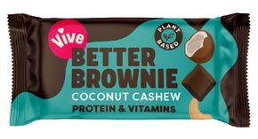 Vive Better Brownies kokos/kešu 35 g