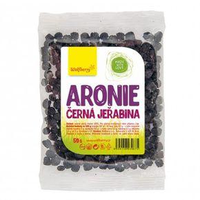 Wolfberry Arónia jarabina čierna