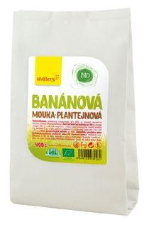 Wolfberry Banánová plantejnová múka BIO