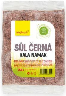 Wolfberry Himalájska soľ čierna Kala Namak