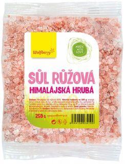 Wolfberry Himalájska soľ ružová