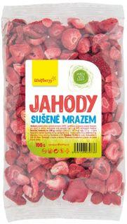Wolfberry Jahody sušené mrazom