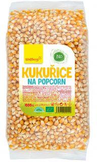 Wolfberry Kukurica na popcorn BIO