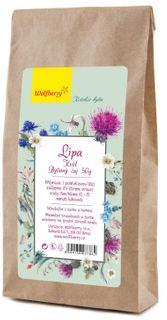 Wolfberry Lipa bylinný čaj
