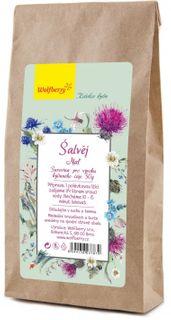 Wolfberry Šalvia bylinný čaj