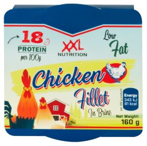 XXL Nutrition Kuracie filety v slanom náleve