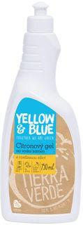 Yellow & Blue Citrónový gél na vodný kameň