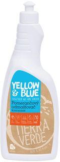Yellow & Blue Pomarančový odmasťovač – koncentrát
