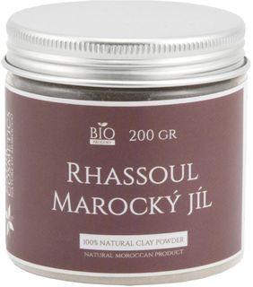Zahir cosmetics Rhassoul - Marocký íl