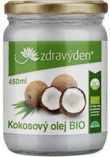 Zdravý deň Kokosový olej BIO