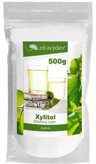 Zdravý den Xylitol brezový cukor