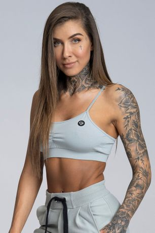 Gym Glamour podprsenka Simple Bra XS iron