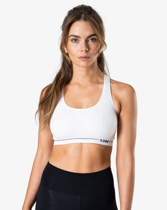 ICANIWILL podprsenka Everyday Seamless Sports Bra XS bílá