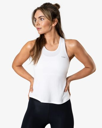 ICANIWILL Everyday Tank Top XS bílá